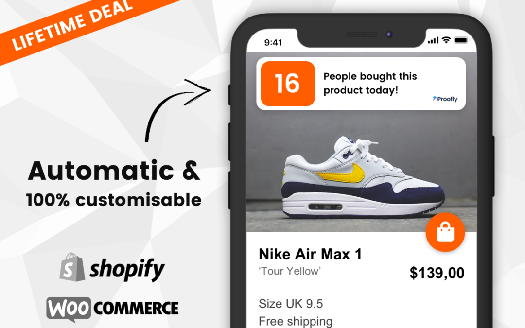 Show Virtual Purchase Notification in Your Shopify, Woocommerce, Clickfunnels and More